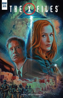 The X-Files Annual 2016