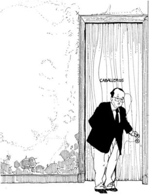 Sr Lopez puerta permiso