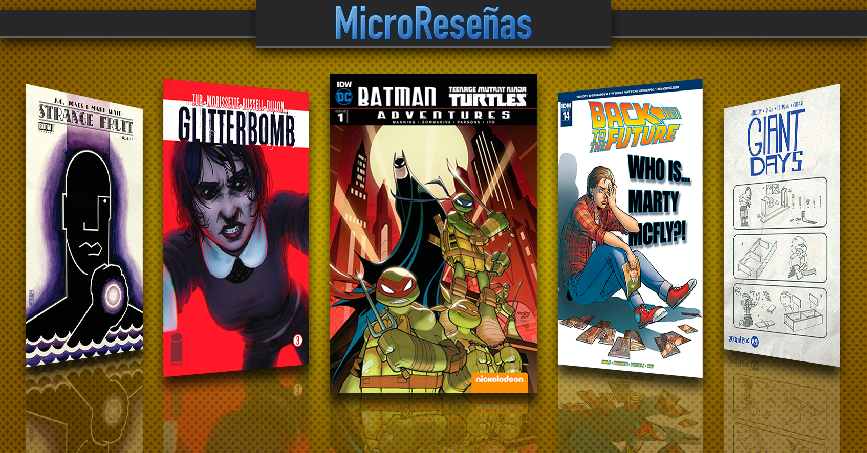 MR Indies 93 - Una nueva aventura para Batman y las Tortugas ...