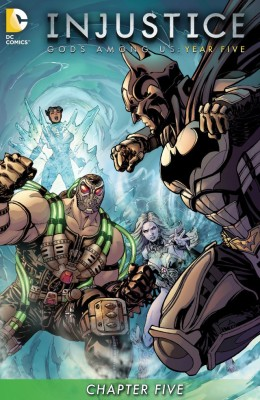 Injustice Gods Among Us Year Five 005