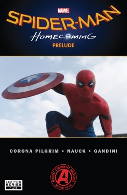 Spider-Man Homecoming Prelude 001