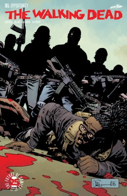 The Walking Dead 165
