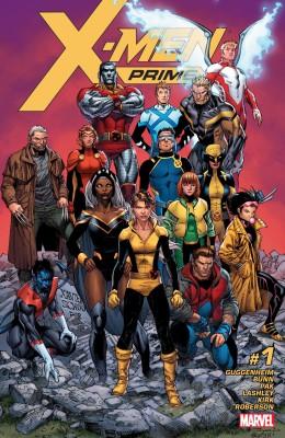 X Men Prime 001