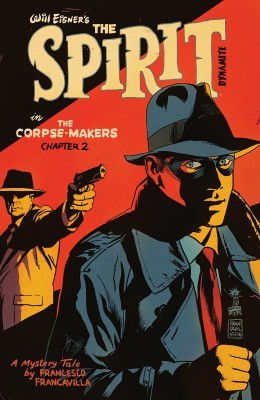 The Spirit - The Corpse-Makers 002