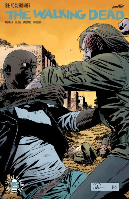 The Walking Dead 166