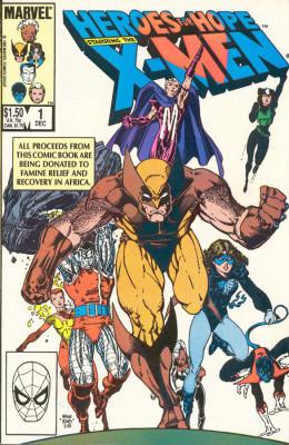 X-Men - Heroes for Hope