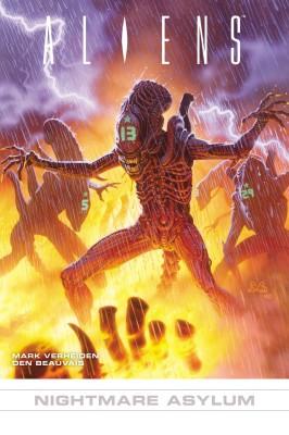 Aliens Nightmare Asylum