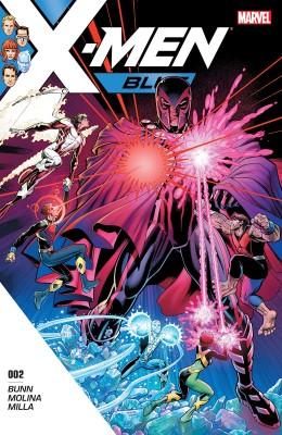 X-Men Blue 002