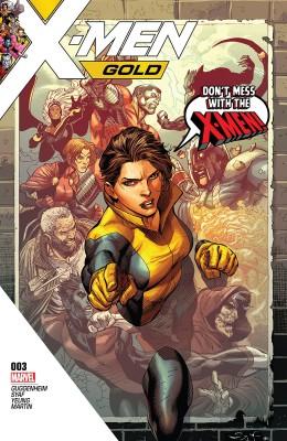 X-Men Gold 003