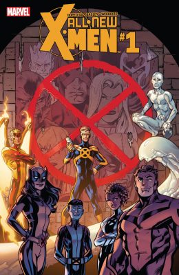 All-New X-Men 001