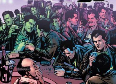 Múltiples Madrox en un bar
