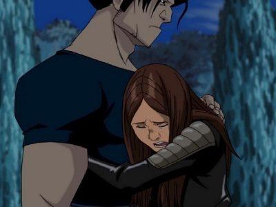 Primer encuentro de Laura y Logan
