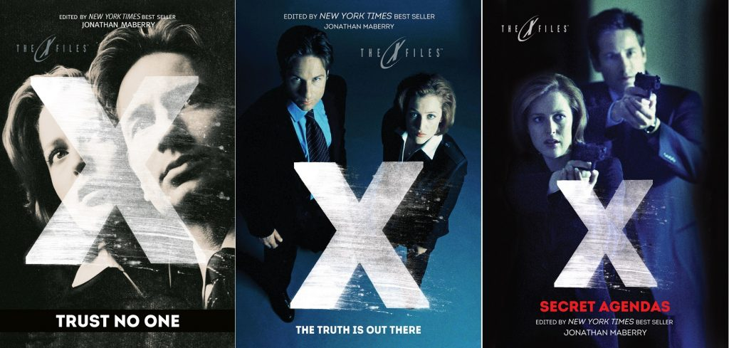 Novelas antológicas de The X-Files por IDW Publishing