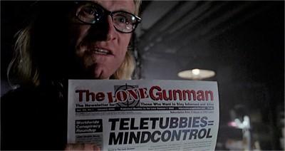 The Lone Gunman, por The Lone Gunmen