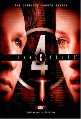 The X-Files Fourth Season - se enriquece la historia