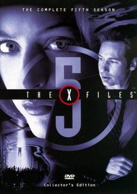 The X-Files Fifth Season - la historia no quiso que fuera el final