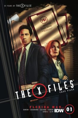 The X-Files: Case Files - Florida Man #1