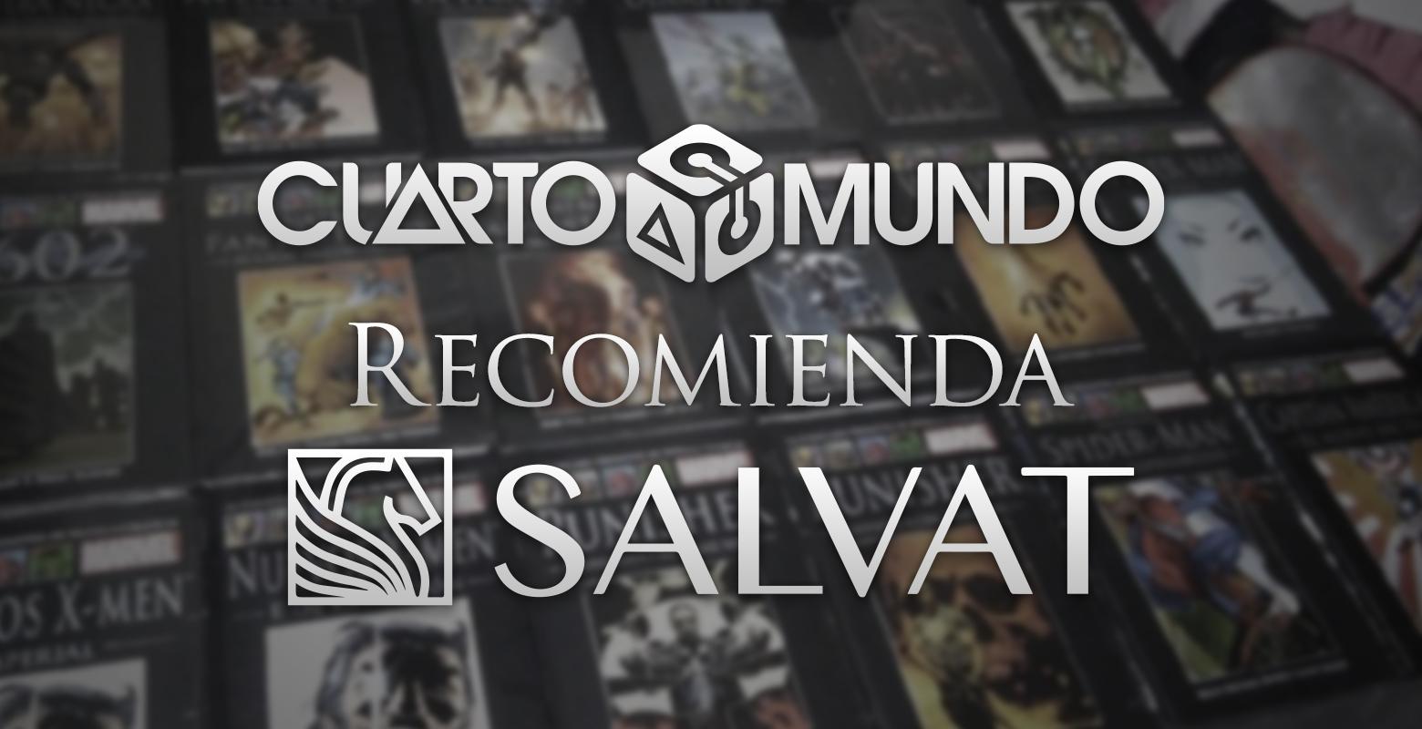 ¡Bienvenidos a un especial de recomendaciones! La Colección Definitiva de  Novelas Gráficas Marvel de Salvat que llega esta semana a quioscos chilenos  sin ...