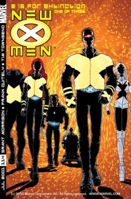X-Men grandes hitos