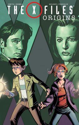 The X-Files: Origins TPB