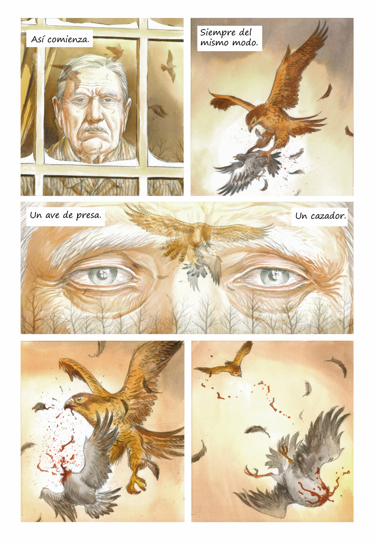 De Allende A Pinochet Recuperacion De La Memoria Via La Novela Grafica Cuarto Mundo