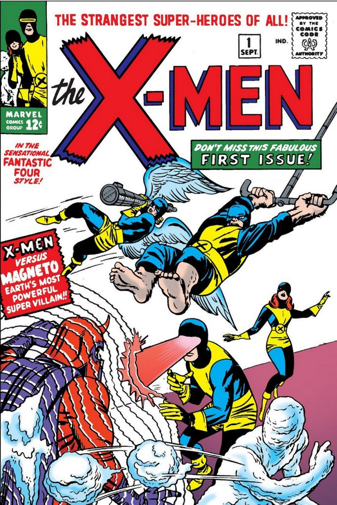 The X-Men #001 de Stan Lee y Jack Kirby