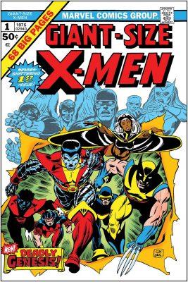 X-Men: momentos más importantes de su historia