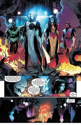 Novena vida de Moira X - Apocalypse Forever