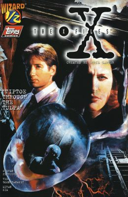 Wizard Presents: The X-Files #1/2 (1996, Topps / Wizard) de Stefan Petrucha