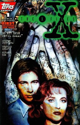 The X-Files #1 de Stefan Petrucha