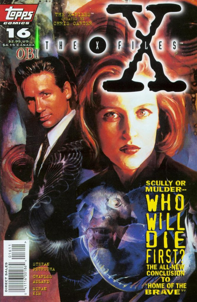 The X-Files #16 de Stefan Petrucha