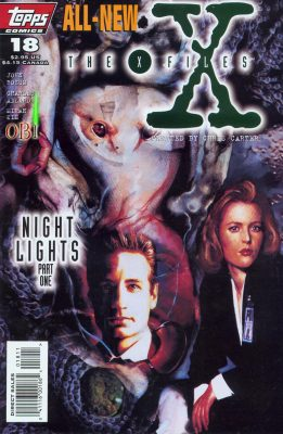The X-Files #18, de John Rozum