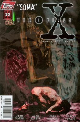 The X-Files #33, de John Rozum