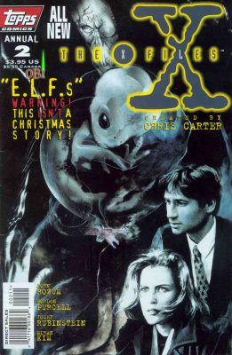 The X-Files Annual #2, de John Rozum