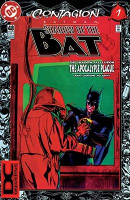 Shadow of the Bat #48 - Contagion 1