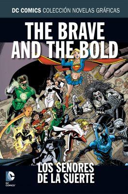 The Brave and the Bold: Los Señores de la Suerte