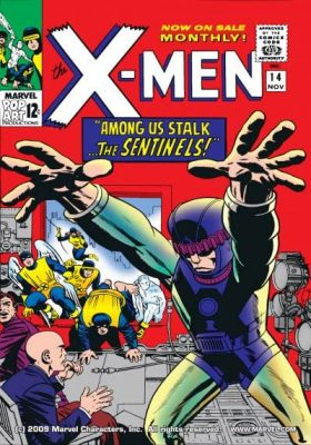 The X-Men #014