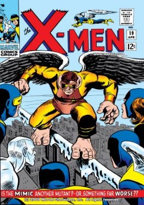 The X-Men #019 de Stan Lee y Jack Kirby