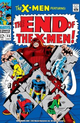 The X-Men #046 de Gary Friedrich