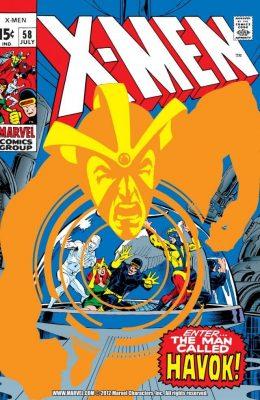 X-Men de Neal Adams