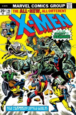 X-Men de Chris Claremont