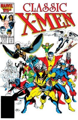 Reseña Classic X-Men