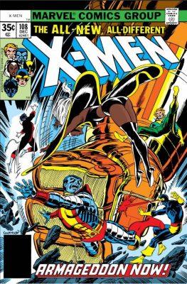 X-Men de John Byrne